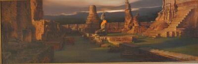 Rearngsak Boonyavanishkul, 'TEMPLE OF BUDHA', 2003