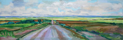 Jim Stokes, 'Colour Sketch'