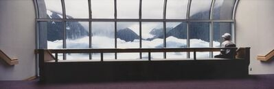 Skeet McAuley, 'Portage Glacier Visitors Center, Alaska', 1990
