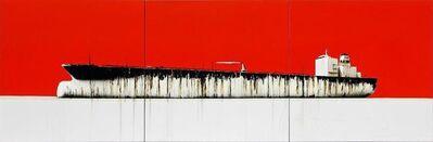Stéphane Joannes, 'Tanker 42 (triptych)', 2018