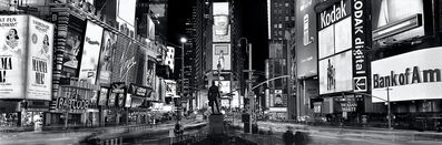 Andrew Prokos, 'Panoramic View of Times Square at Night', 2008