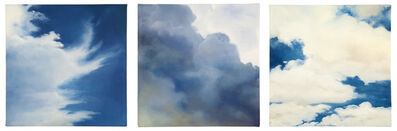 Purdy Eaton, 'Cloud triptych', 2013