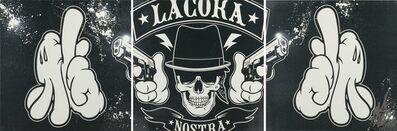 OG Slick, 'La Coka Nostra, triptych', c. 2010