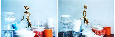 Itziar Bilbao Urrutia, 'Queen Of My Kitchen', 2000