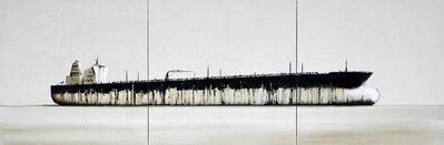 Stéphane Joannes, 'Tanker 48 (triptych)', 2018