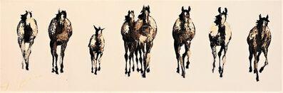 Josh Brown, 'Horses Marching ', 2020