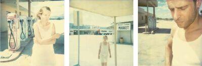 Stefanie Schneider, 'Gasstation (triptych) - analog', 2000