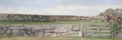 Michel Brosseau, 'Tractor Through Chilmark', 2010-2017