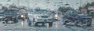 Dianne L. Massey Dunbar, 'Rain on Windshield: Left Turn', 2018