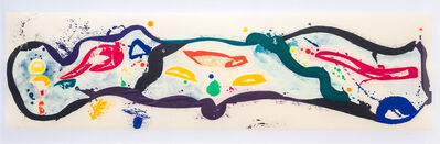 Sam Francis, 'Untitled', 1989