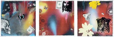 Dan Baldwin, 'Apocalypse Wow Cont. Triptych', 2007