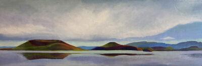 Nora Charney Rosenbaum, 'Lake Myvatn', 2019