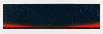 Ed Ruscha, 'Two Similar Cities', 1980