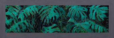 GERARD BYRNE (b. 1958), 'Tropical Leaf', 2019