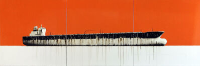 Stéphane Joannes, 'Tanker 35 (triptych)', 2018