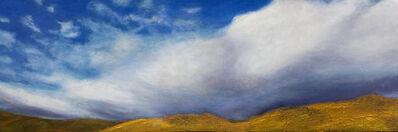 Nora Charney Rosenbaum, 'Cloud Over Grimnes', 2019