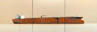 Stéphane Joannes, 'Tanker 38 (triptych)', 2018