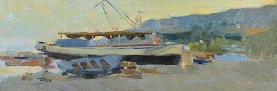 Fedor Zakharov, 'The Boat'