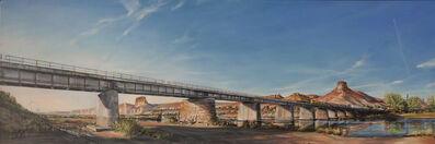Don Stinson, 'Green River Bridge', 2017