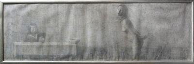 Boris Zaborov, 'Garcon pres d'une Table et une Nue', 1996