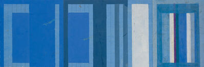 Robyn Denny (1930-2014), '3 (2) Portuguese Airlines', 1961