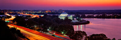 Andrew Prokos, 'Jefferson Memorial and Tidal Basin Dusk Panorama', 2015