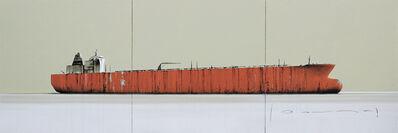 Stéphane Joannes, 'Tanker 76 (triptych)', 2019