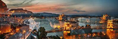 Nicolas Ruel, 'Danube Bleu, (Budapest, Hungary)', 2014