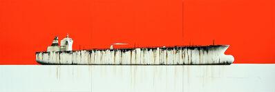 Stéphane Joannes, 'Tanker 77 (triptych)', 2019