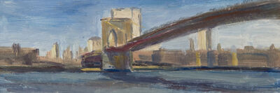 Nelson White, 'The Brooklyn Bridge', 2015