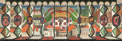 Edward Bawden, 'The English Pub', 1949-1951