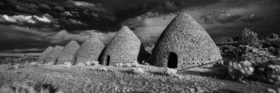 Cody S. Brothers, 'Black & White, Panoramic Photography: 'Ward Charcoal Ovens Nevada State Park'', 2017