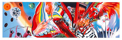 James Rosenquist, 'Brazil', 2013