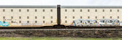 "Stephen Mallon, 'Passing Freight ""AOK 50118899 Autorack""', 2019"