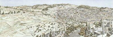 Philip Pearlstein, 'Jerusalem, Kidron Valley', 1987-1988