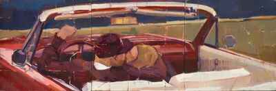 Hiroshi Sato, 'Drive (triptych)', 2018