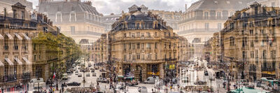 Nicolas Ruel, 'Avenue de l'Opéra (Paris, France)', 2018