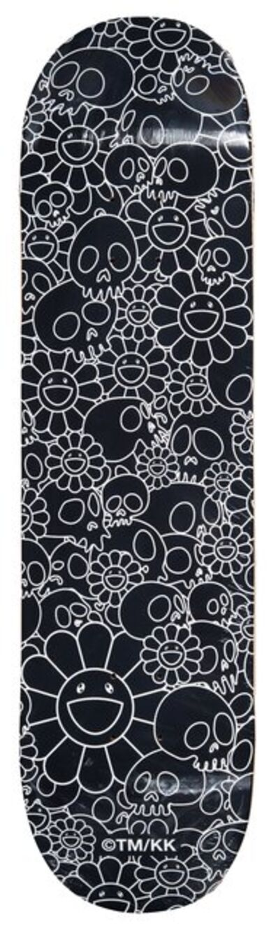 Takashi Murakami x Complexcon, 'Flowers (Black)', 2018