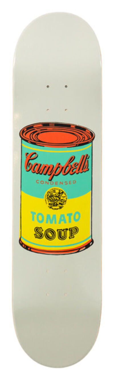 Andy Warhol, 'Colored Campbell's Soup Yellow', 2019