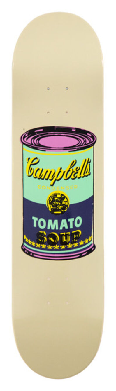 Andy Warhol, 'Colored Campbell's Soup Eggplant', 2019
