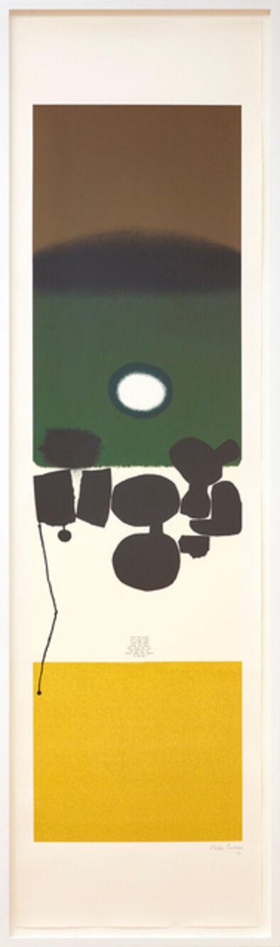 Victor Pasmore, 'Hear the Sound of a Magic Tune', 1974