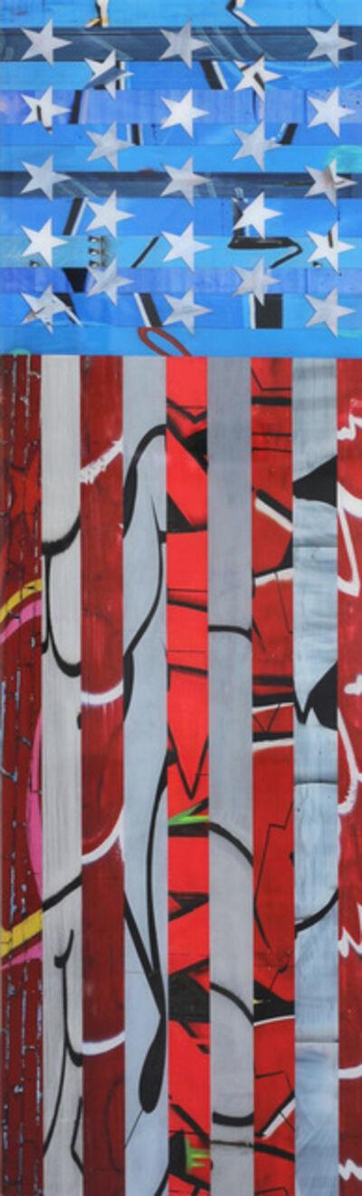 Nicola Katsikis, 'American Graffiti 4/10', 2018