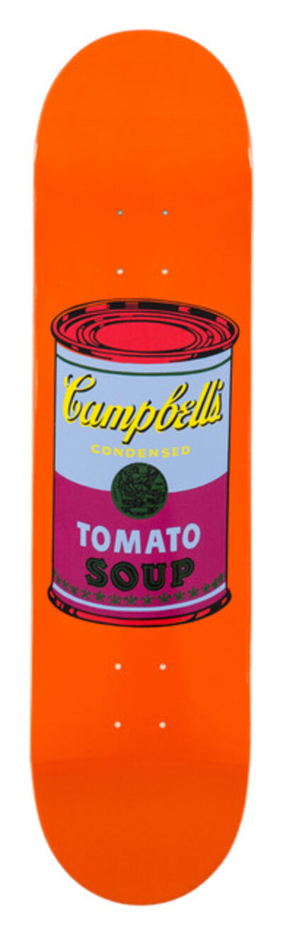 Andy Warhol, 'Colored Campbell's Soup Purple', 2019