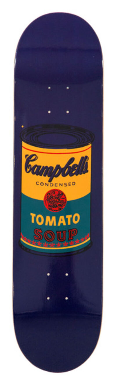 Andy Warhol, 'Colored Campbell's Soup Teal', 2019
