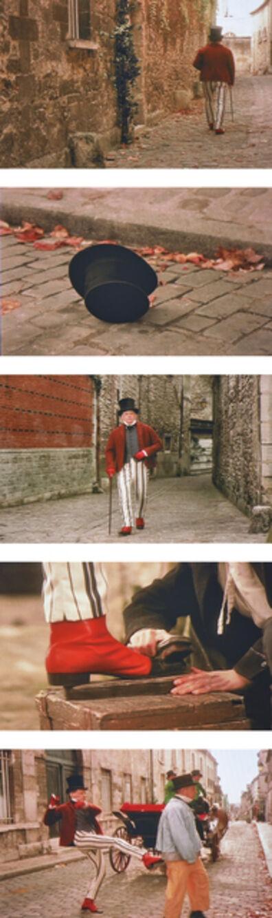 Rodney Graham, 'City Self/ Country Self', 2000