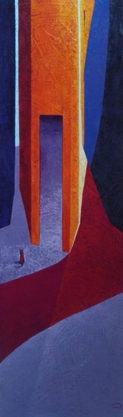 Tomàs Sunyol, 'El gat vermell', 2020