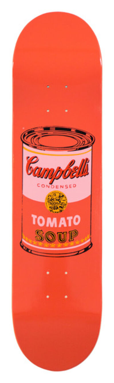 Andy Warhol, 'Colored Campbell's Soup Peach', 2019