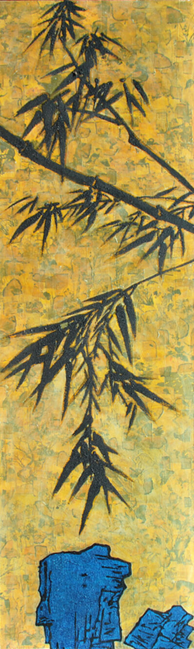 Xue Song 薛松, 'Bamboo Stone Figure', 2010