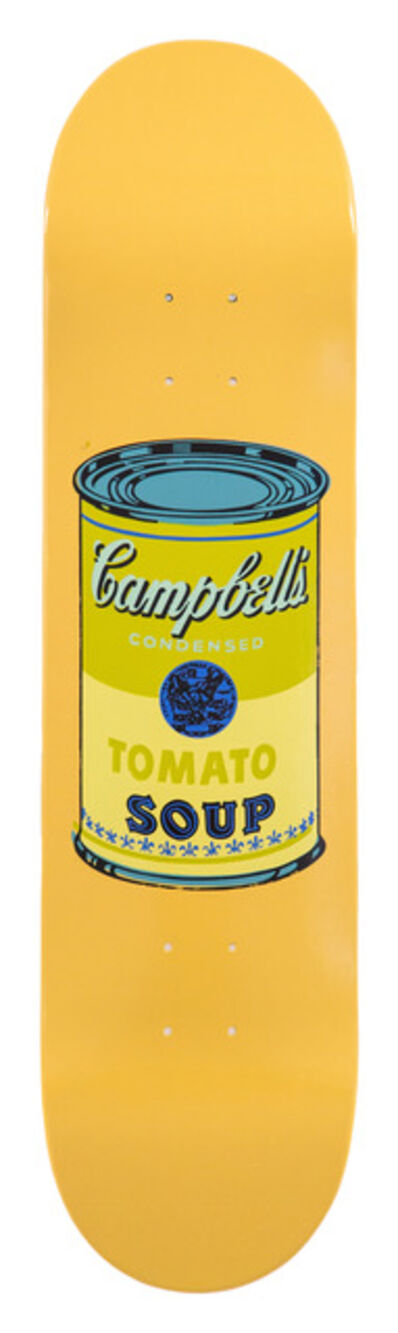 Andy Warhol, 'Colored Campbell's Soup Beige', 2019