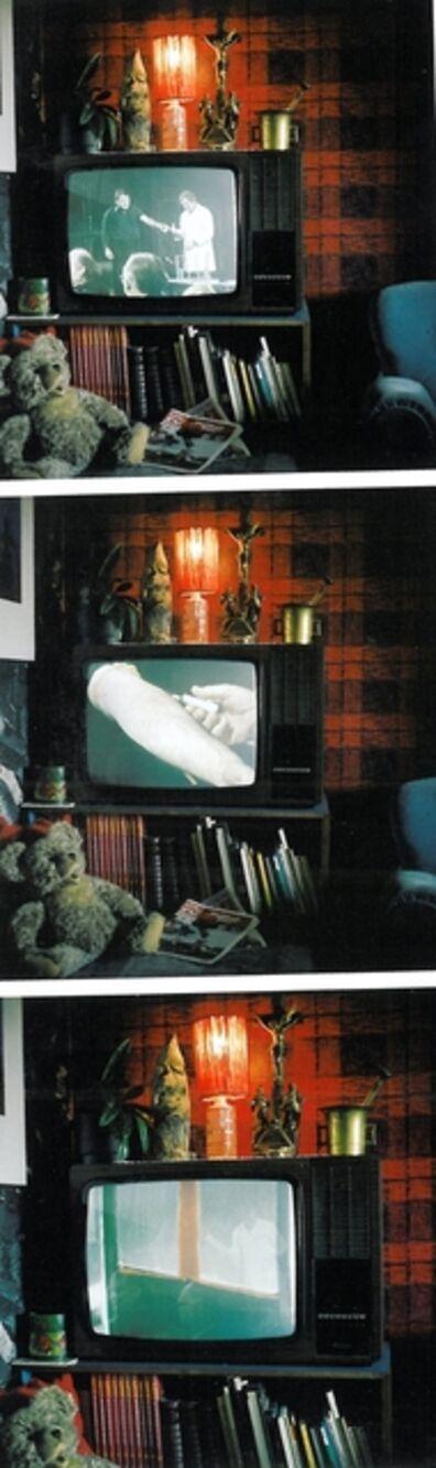 Peter Weibel, 'Zeitblut', 1979